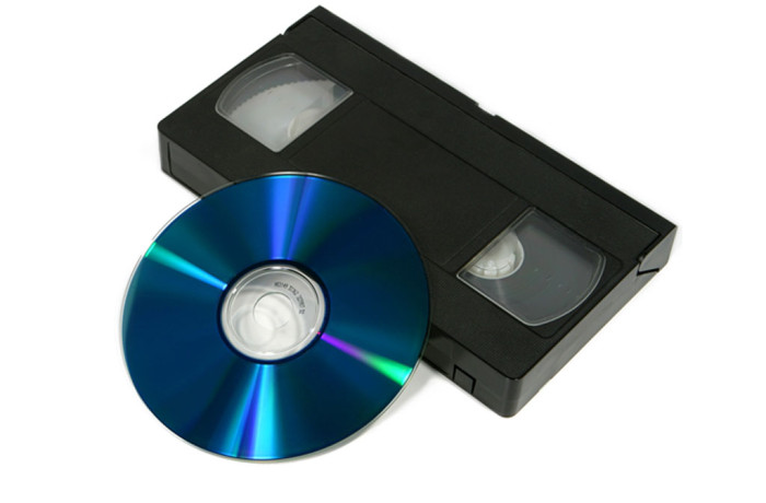 DVD & Blu-Ray Services